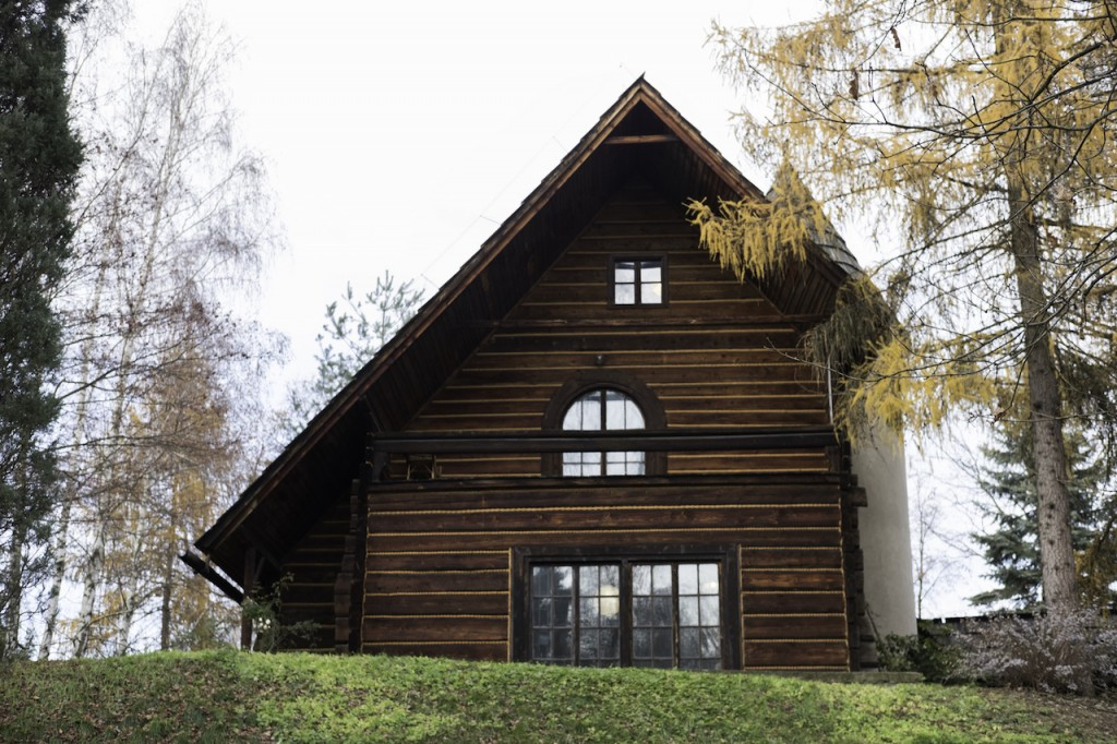 Dom Tadeusza Kantora wHucisku, fot.Paulina Pajka, Tadeusz Kantor Foundation