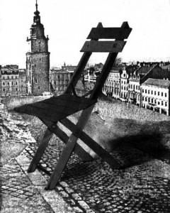 Tadeusz Kantor Pomnik Krzesła Fundacja Tadeusza Kantora