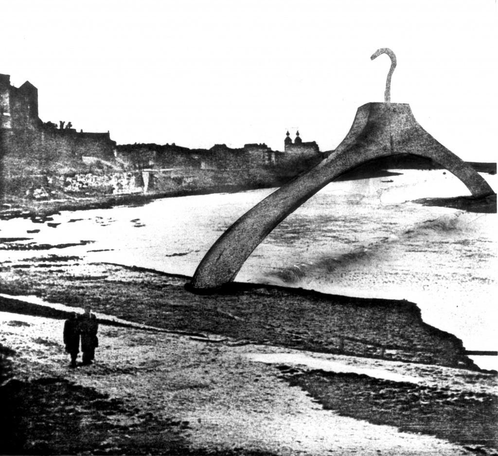 Tadeusz Kantor pomnik Wieszaka Fundacja Tadeusza Kantora