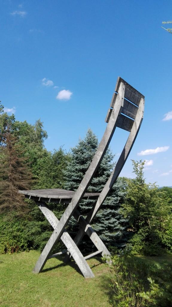 Krzesło Tadeusza Kantora