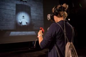 Auriea Harvey & Michaël Samyn – Cricoterie VR premiere