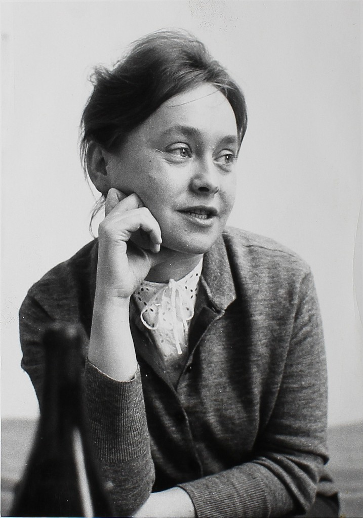 Maria Stangret ok 1960r. fot.Archiwum Fundacji im Tadeusza Kantora