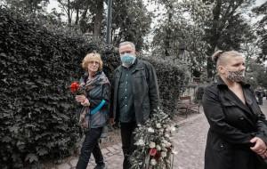 Pogrzeb Marii Stangret fot Jacek Maria Stokłosa 202010