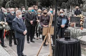 Pogrzeb Marii Stangret fot Jacek Maria Stokłosa 20204